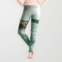Summer Vacation Leggings