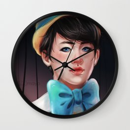 Are You My Conscience? Wall Clock