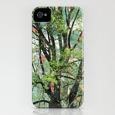 Trees Slim Case iPhone (4, 4s)