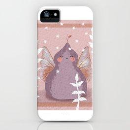 Sweet Pea iPhone Case