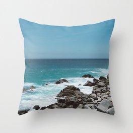 Pedregal, Mexico Throw Pillow