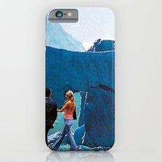 walking on ice Slim Case iPhone 6s