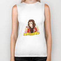 gucci Biker Tanks featuring Gucci Styles by Art of Nanas