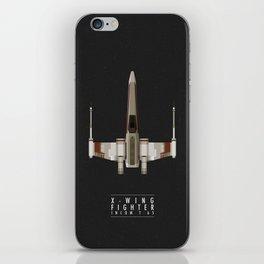 X-Wing iPhone Skin