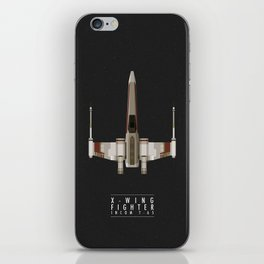 X-Wing iPhone Skin