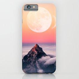 Lunar 4 iPhone Case