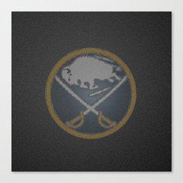 BuffaloSabres Logo Canvas Print