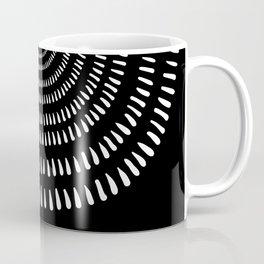 Fjorn black Coffee Mug