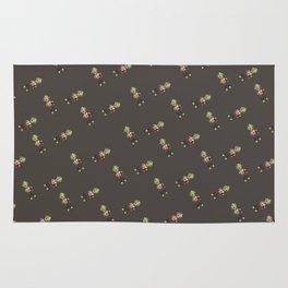 Mini Liff Tiled (DarkGreen) Rug