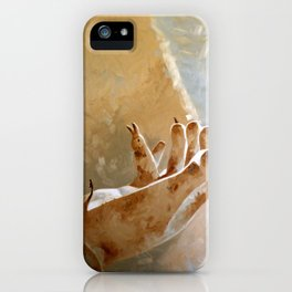 The Great Reversal iPhone Case