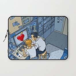 Finding Love - Heart- Passionate - Lovers Laptop Sleeve