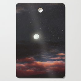 Dawn's moon Cutting Board