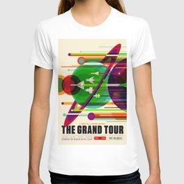 Vintage poster - The Grand Tour T-shirt