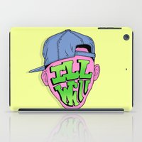 fresh prince iPad Cases featuring Fresh Prince of Bel Air by shoooes