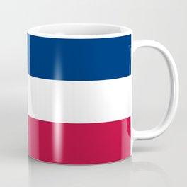 Mississippi State Flag, HQ image Coffee Mug