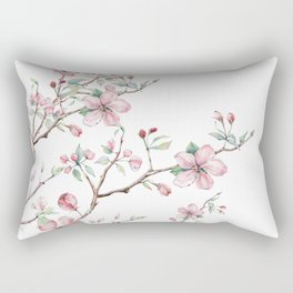 Apple Blossom 2 #society6 #buyart Rectangular Pillow