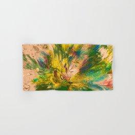 Springtime Color Explosion Hand & Bath Towel