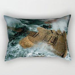 Guitarwreck Rectangular Pillow