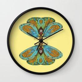 butterfly (ORIGINAL SOLD). Wall Clock