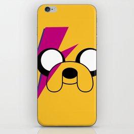 Jake the dog Stardust iPhone Skin