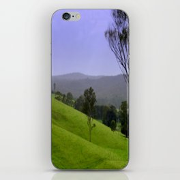 """""""Valley of a Thousand Hills"""" iPhone Skin"""
