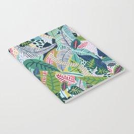 Jungle Pattern Notebook