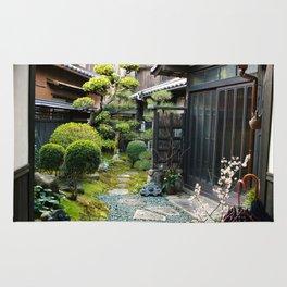Japanese Garden Rug
