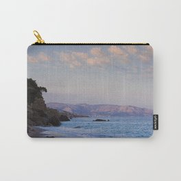 Blue Evening On Crete Carry-All Pouch
