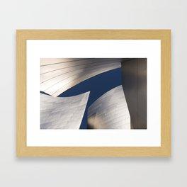 Concert Hall II | Frank Gehy | architect Framed Art Print