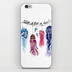 Float On iPhone & iPod Skin