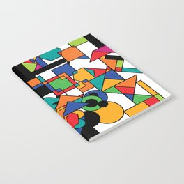 Shaped Layer Notebook