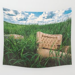 Country Comfort Wall Tapestry