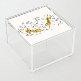 Tiger Dive Acrylic Box