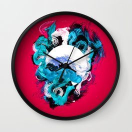 In Circle - II Wall Clock