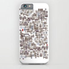 mapping home 4 Slim Case iPhone 6s