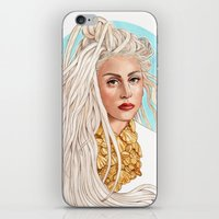 versace iPhone & iPod Skins featuring Versace Venus by Helen Green