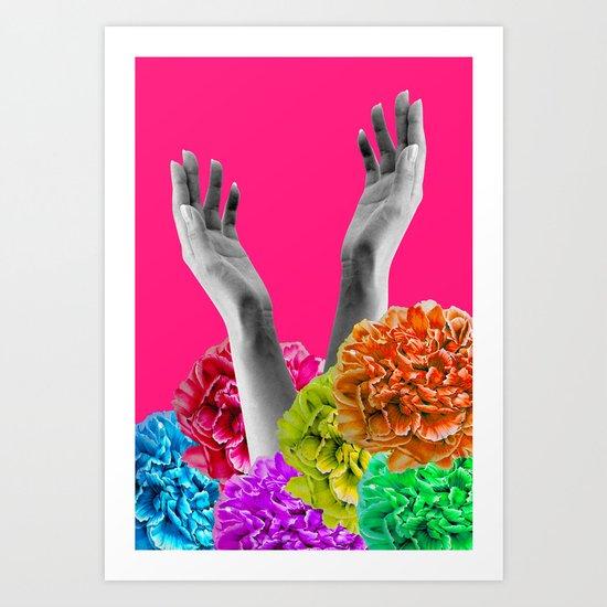 Escape is Futile Art Print