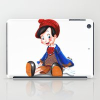 gucci iPad Cases featuring Pinocchio x Gucci by Olivia Au