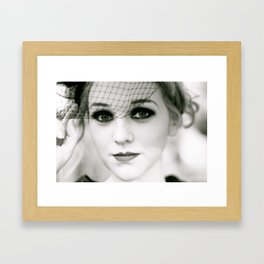 Jessie Framed Art Print