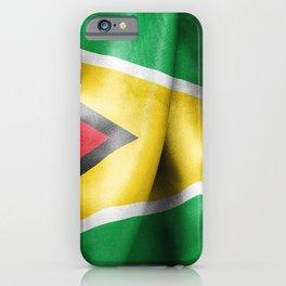 Guyana Flag iPhone Case