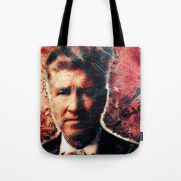 David Lynch Tote Bag