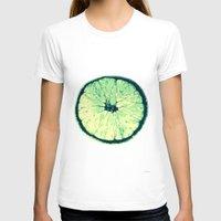 lemon T-shirts featuring Lemon by zabalza