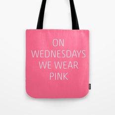 Mean Girls #8 – Pink Tote Bag