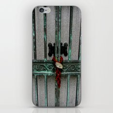 While You're Waiting iPhone & iPod Skin