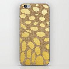 Katzengold iPhone & iPod Skin