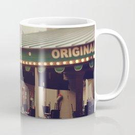 Foggy Cafe Du Monde Coffee Mug
