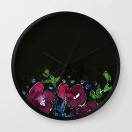 Modern Still Life Wall Clock