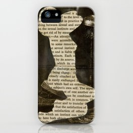 Sexual Instincts iPhone Case