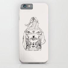 Denim Jacket iPhone 6s Slim Case