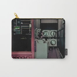 The Laundromat Carry-All Pouch